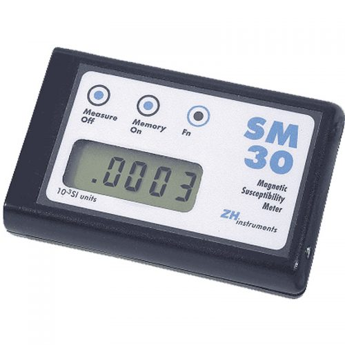 SM-30 Shirt Pocket-Size Magnetic Susceptibility Meter