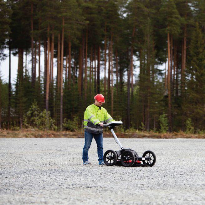 MALÅ Easy Locator HDR