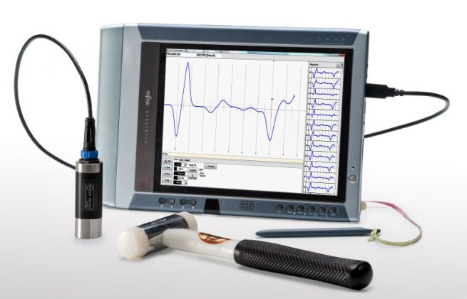PET | Pulse Echo Tester